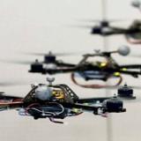 Летающие роботы смогут заниматься строительством