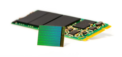 Micron и Intel представляют новую флеш-память 3D NAND