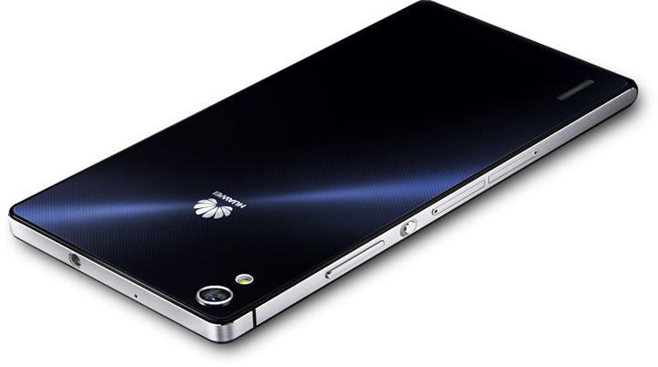Обзор смартфона Huawei P7 Ascend 2