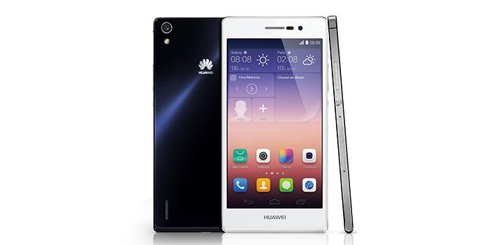 Обзор смартфона Huawei P7 Ascend