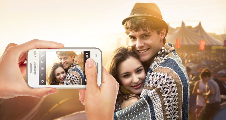 Обзор смартфона Samsung GALAXY Star Advance Duos