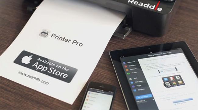 Приложение Printer Pro или как распечатать с iPhone или iPad