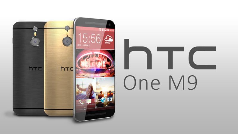 Смартфон One M9 от компании HTC