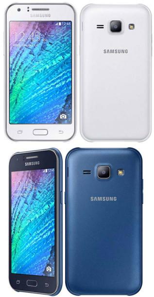 Смартфон Samsung J100H Galaxy J1. Обзор характеристик 3