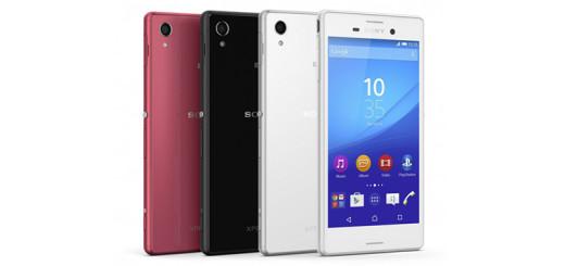 Смартфон Sony Xperia M4 Aqua Dual. Скоро в прадаже!
