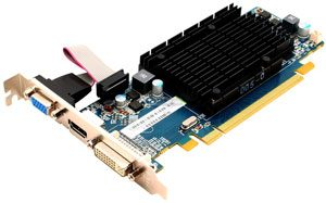 с разрядностью шины 64 бита и памятью типа GDDR3 объемом 2 Гб