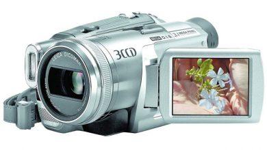 Выбираем любительскую цифровую видеокамеру