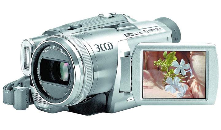 Как выбрать любительскую цифровую видеокамеру