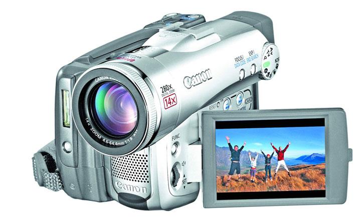 Как выбрать любительскую цифровую видеокамеру 3