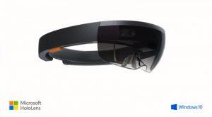 Microsoft разработала приложение Windows Holographic