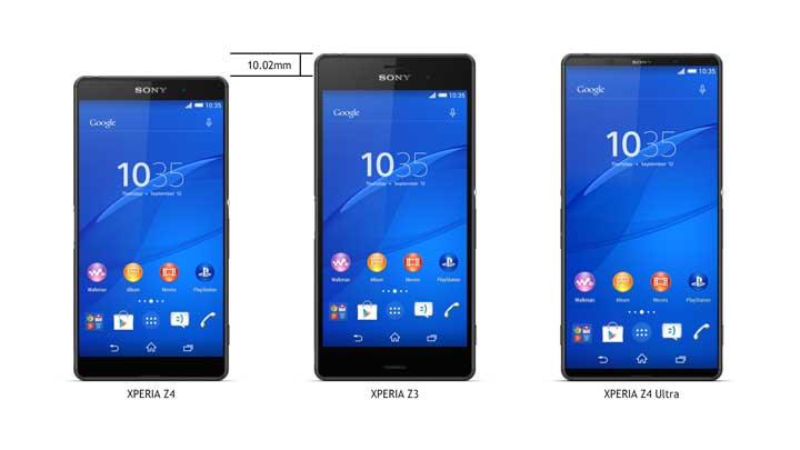 Анонс фaлагмана состоялся. Характеристки Sony Xperia Z4
