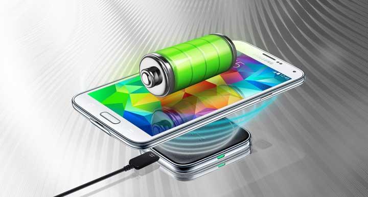 Беспроводная зарядка для телефона. Принцип работы 3