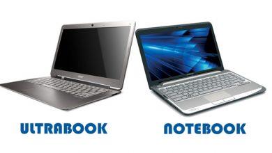 Чем отличается ультрабук от обычного ноутбука?