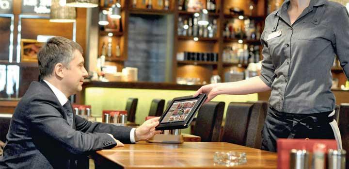 Hi-Tech направление в ресторанном бизнесе