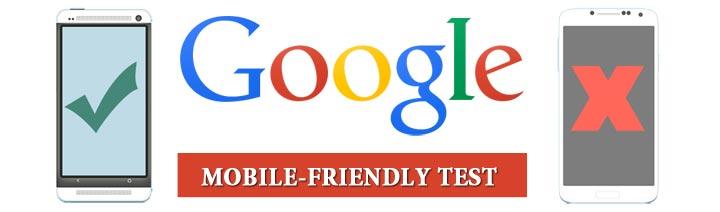 Google рекомендует проверить свои ресурсы через mobile-friendly
