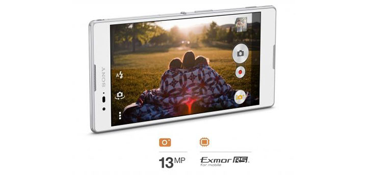 Overview smartphone sony xperia t2 ultra dual 5