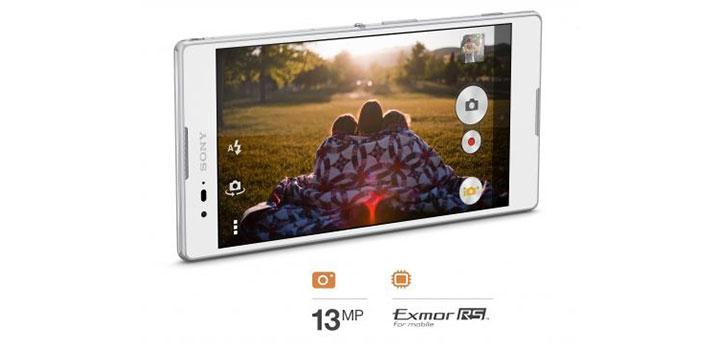 Обзор смартфона Sony Xperia T2 ultra dual 5