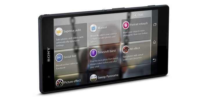 Overview smartphone sony xperia t2 ultra dual 8