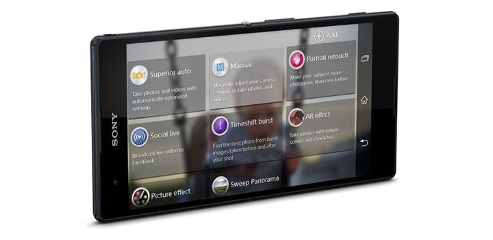 Обзор смартфона Sony Xperia T2 ultra dual 8