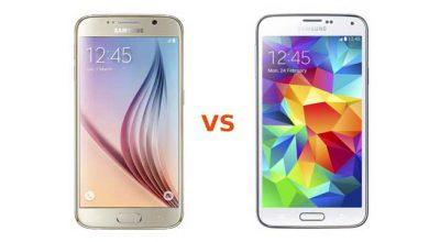 Отличия Galaxy S6 от Galaxy S5. Что лучше?