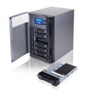 Системы хранения данных Lenovo EMC PX6-300d