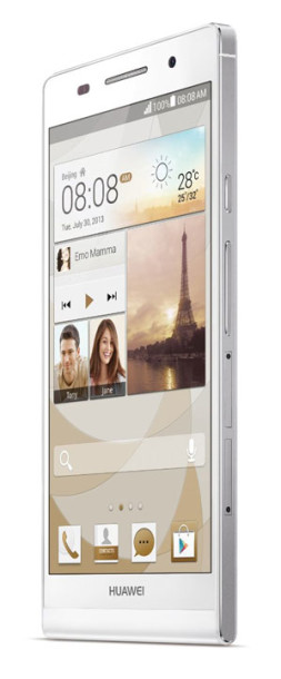 Smartphone Huawei p7. A Review. Characteristics. The Price 6