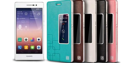 Смартфон Huawei p7. Обзор. Характеристики. Цена