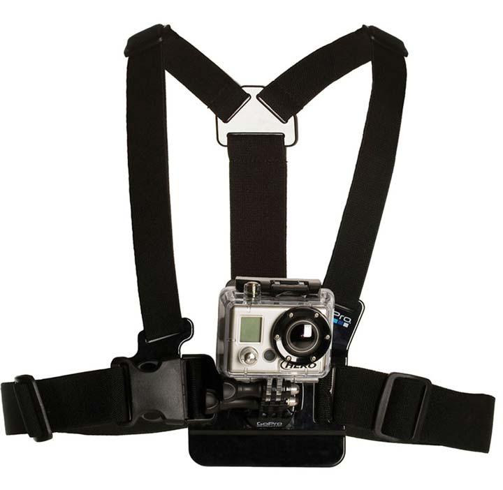 Какую камеру взять в путешествие или на отдых? Chest Mount Harness