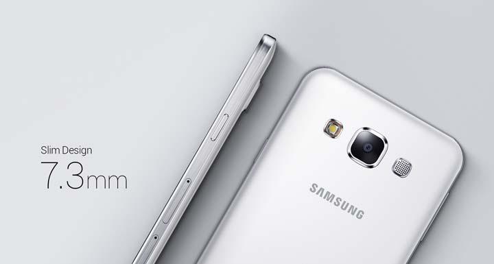 Камера в Samsung Galaxy E5