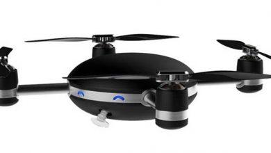 Летающая камера-робот