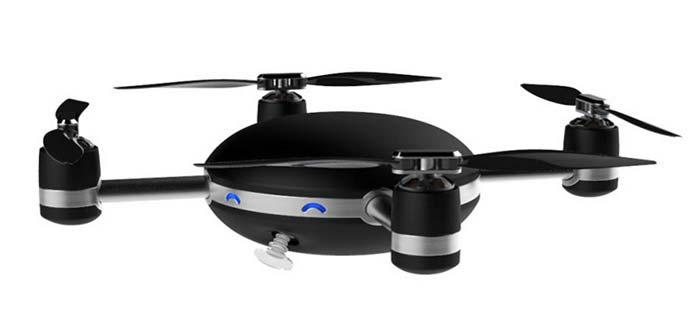 Летающая камера дрон