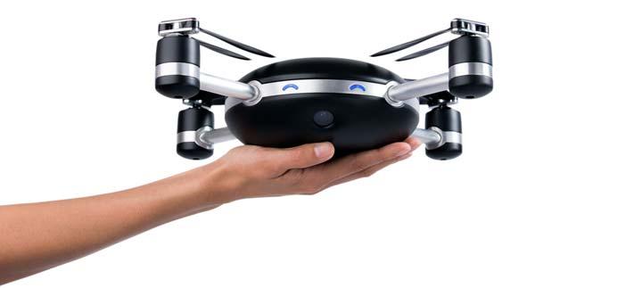 Летающая камера дрон или апофеоз селфи-камеростроения
