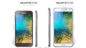 Обзор и технические характеристики смартфона Samsung Galaxy E5 1