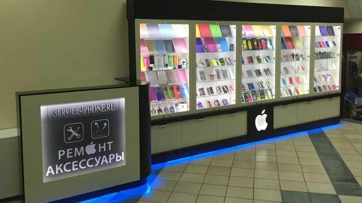 """Качественный ремонт """"яблочных"""" смартфонов."""