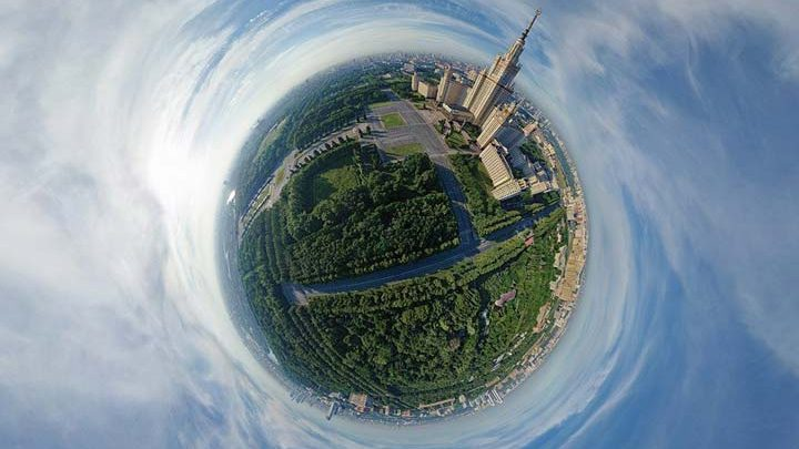 Сферические панорамы на 360