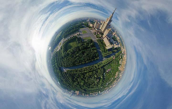 Сферические панорамы 360, для презентаций