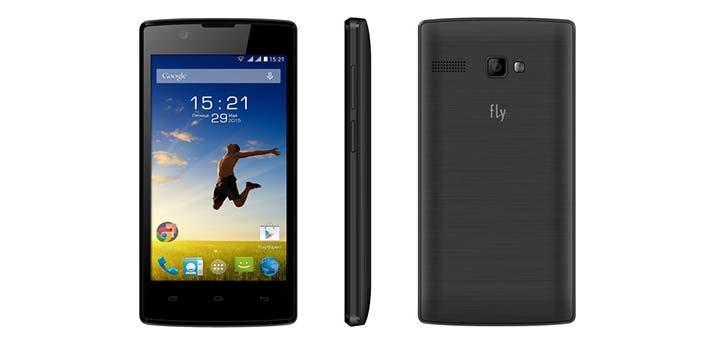 Fly Stratus 1 (FS401) – первый доступный смартфон