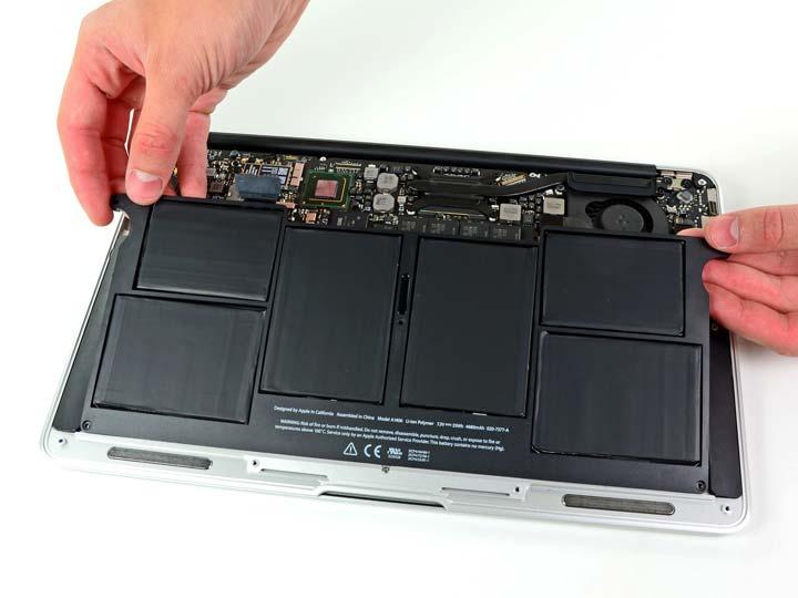 Как правильно и быстро заменить аккумулятор на ноутбуке 2