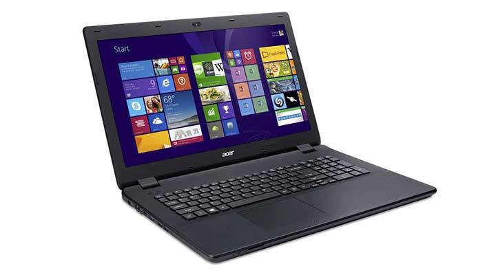 Обзор характеристик Acer Aspire ES1-711G-P4GT
