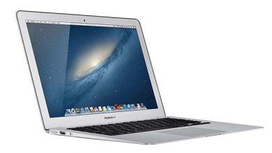 Обзор ноутбука MacBook Air (MD231)