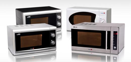 Характеристики и виды микроволновых печей