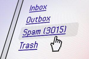 Как избавиться от спама 2