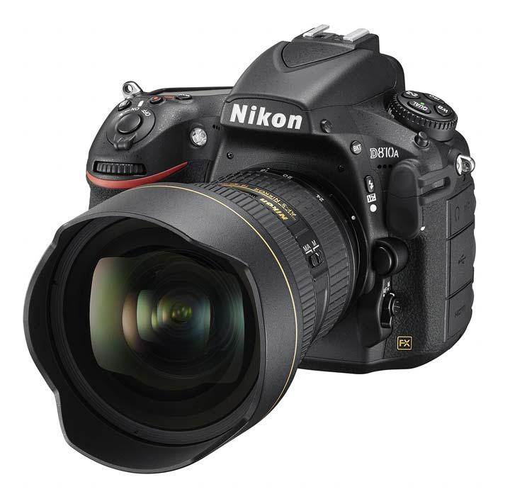 Обзор зеркальной фотокамеры Nikon D810A 3