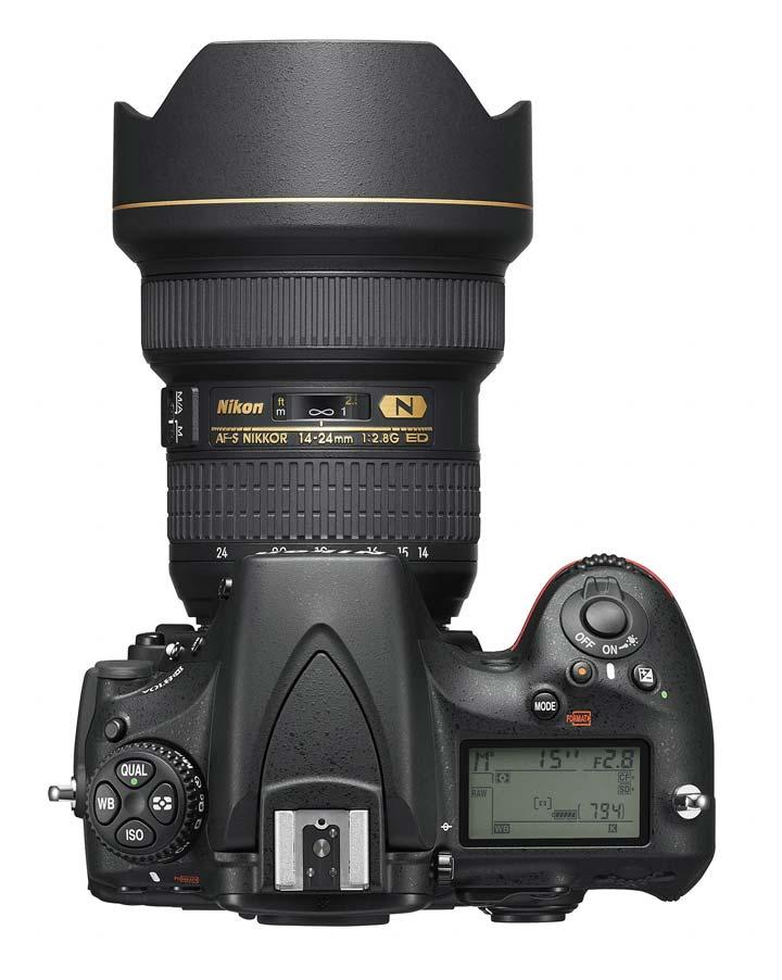 Обзор зеркальной фотокамеры Nikon D810A 4