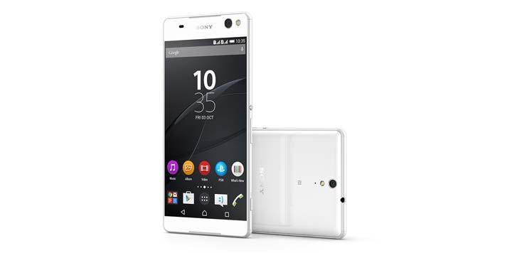 Обзор смартфона Sony Xperia C5 Ultra Dual - Идеальные фотоснимки обеими камерами