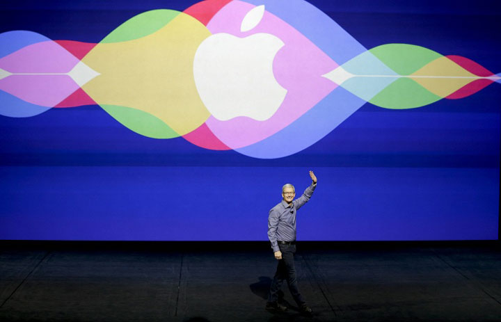 Apple продолжает удивлять. Сан-Франциско. Онлайн конференция
