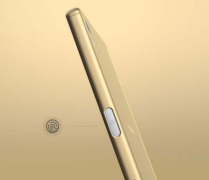 Обзор смартфона Sony Xperia Z5