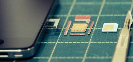 Как обрезать сим-карту в домашних условиях