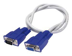 VGA соединение.
