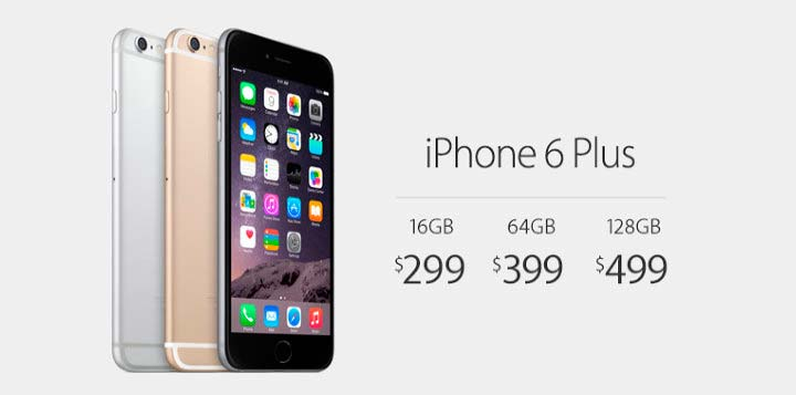 iPhone 6s Plus – лучший подарок для поклонников продукции от Apple! 2